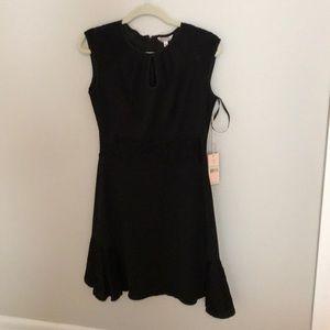 Nanette Lepore black dress NWT